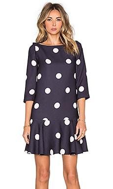 Spotlight Flounce Dress