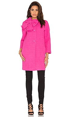 kate spade new york Dorothy Coat in Night Rose