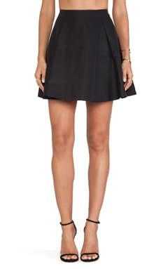Kate Spade Lula Skirt in Black