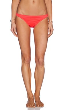 kate spade new york Georgica Beach Bikini Bottom in Geranium