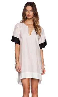 kate spade new york Parrot Cay Maxi Dress Cover Up in Blush