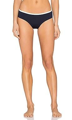 kate spade new york Mini Bow Hipster Bikini Bottom in Rich Navy