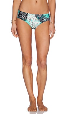 kate spade new york Harbour Island Hipster Bikini Bottoms in Pool Blue