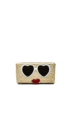 kate spade new york Sunglasses Clutch in Multi