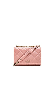 kate spade new york Mini Vivenna Crossbody Bag in Smokey Rose