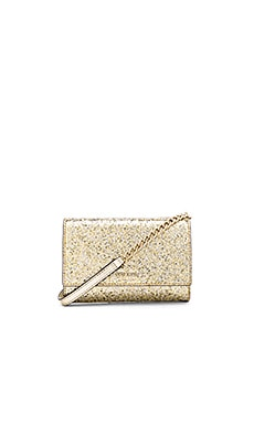 kate spade new york Cami Crossbody & Silver in Gold