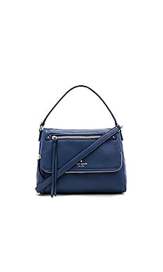kate spade new york Small Toddy Satchel in Moonlight Blue