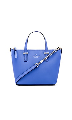 kate spade new york Harmony Crossbody in Delphinium