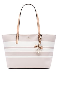 kate spade new york Ryan Shoulder Bag in Crisp Linen