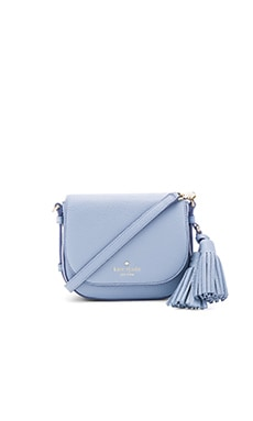 kate spade new york Small Penelope Crossbody Bag in Grey Skies