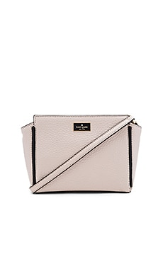 kate spade new york Hayden Crossbody Bag in Crisp Linen