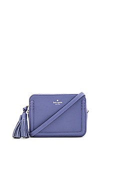 Arla Crossbody in Oyster Blue