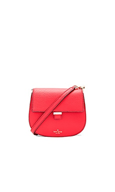 Letty Crossbody en Apple Jelly