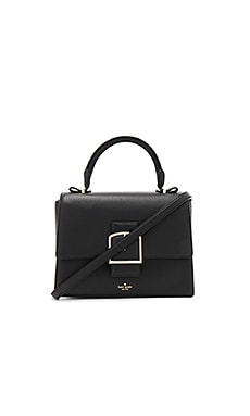 Heddy Satchel in Black