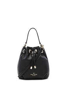 kate spade new york Wyatt Bucket Bag in Black