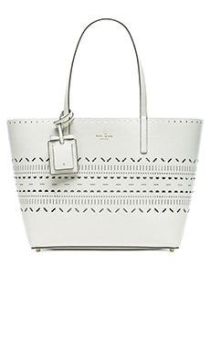 kate spade new york Medium Harmony Tote in Bright White