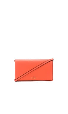 kate spade new york Cali Crossbody in Guava