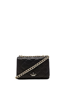 kate spade new york Mini Vivenna Crossbody in Black