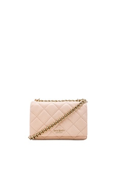 kate spade new york Mini Vivenna Crossbody in Soft Rosette