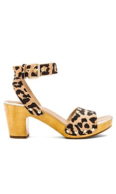 kate spade new york Kayleigh Sandal in Desert & Black Leopard