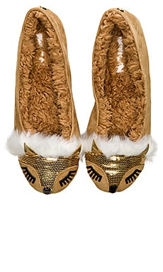 kate spade new york Salena Slipper in Honey