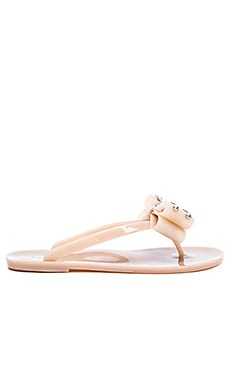 kate spade new york Francy in Dusty Mauve Shiny Rubber