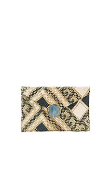 KAYU Saguaro Clutch in Black