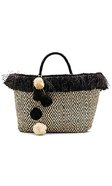 Kahuna Tote Bag in Black