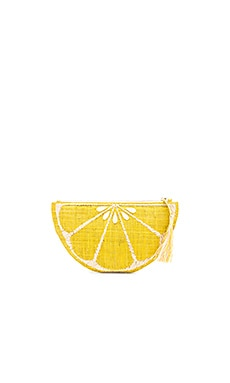 Limon Clutch KAYU $84