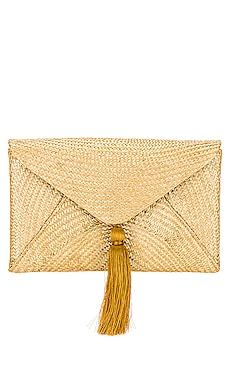 Cassia Clutch KAYU $210 Sustainable