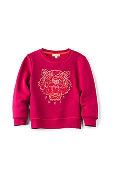 Arine Tiger Sweatshirt