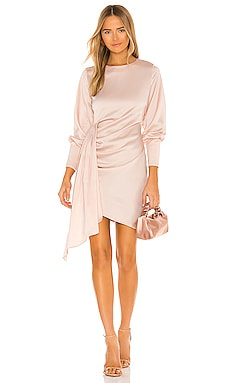 Asymmetric Front Tie Dress KENDALL + KYLIE $98 NEW