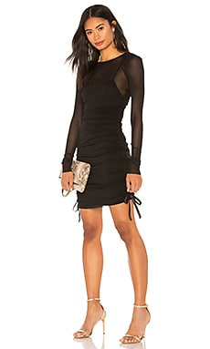 1a539391fa0 Mesh Cover Up Mini Dress KENDALL + KYLIE  49 ...
