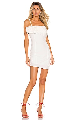 Poplin Draped Dress KENDALL + KYLIE $89