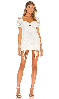Travel Front Tie Dress KENDALL + KYLIE $54