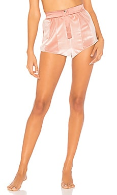 High Waist Tap Shorts KENDALL + KYLIE $29 (FINAL SALE)