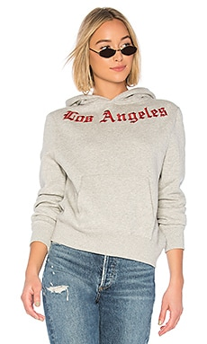 Embroidered Oversize Fleece KENDALL + KYLIE $98 NEW ARRIVAL