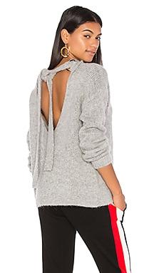Tie Back Pullover