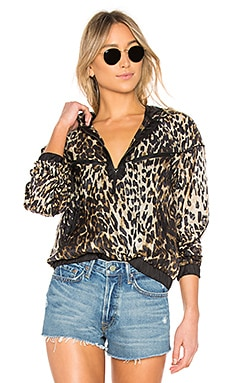 Leopard Bomber KENDALL + KYLIE $103