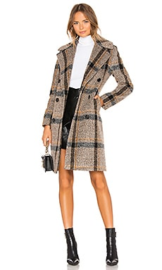 Double Breasted Long Coat KENDALL + KYLIE $265 BEST SELLER