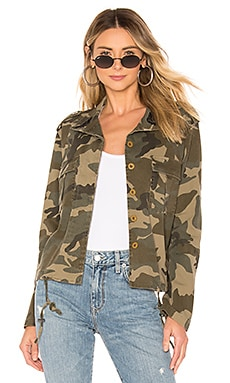 Embroidery Camo Jacket KENDALL + KYLIE $98 NEW ARRIVAL