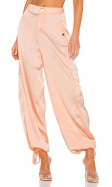 Satin Cargo Pant KENDALL + KYLIE $79 NEW ARRIVAL