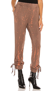 Mineral Wash Sweatpant KENDALL + KYLIE $74 NEW