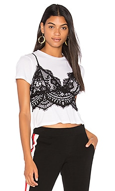 Lace Cami Tee