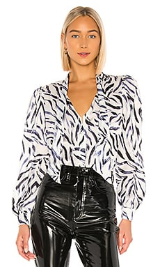 Charmeuse Blouse KENDALL + KYLIE $79 NEW ARRIVAL