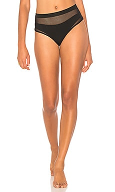 X REVOLVE Mesh High Waisted Bottom