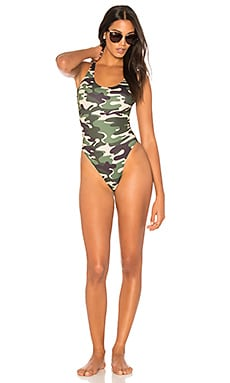 X REVOLVE Low Back One Piece