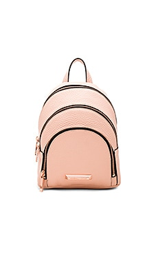 Sloane Mini Backpack in Rose Cloud