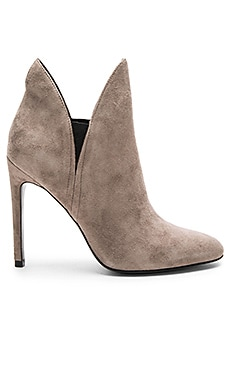 Madison Bootie in Taupe Multi