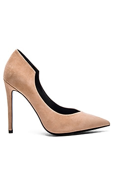 KENDALL + KYLIE Abi Heel in Light Pink Suede